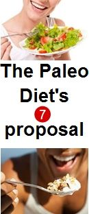 The Paleo diet's 7 proposal -High protein -Low-carb and low-glycemic index -High fiber intake -Omega 3 - Omega 6 balance -High-potassium, low-sodium -Acid-alkaline balance -More vitamins, minerals, antioxidants For more on here http://newpaleocookbook.ml/book.html  #paleo #diet #weight #loss #lose #how #to
