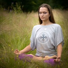 Find your inner peace super charge your being with the hidden power of sacred symbols! . Find spiritually charged tees this Saturday September 24th at the Etsy: Made in Canada Niagara market! . Or shop online right now! Link in bio!