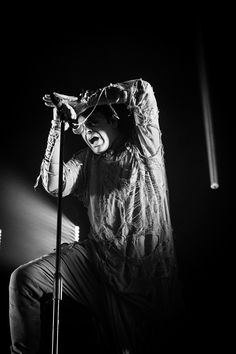 Gary Numan - Concert Photos Denver 2018 - Savage Tour