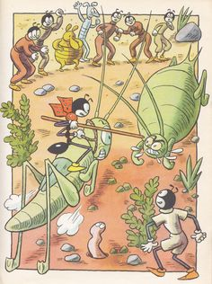 Flickr George Costanza, Artist Profile, Ferdinand, Amazing Adventures, Creatures, Illustrations, Cartoon, Fictional Characters, Illustration