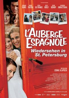 """""""Wiedersehen in St. Petersburg"""" - in der Fortsetzung von """"L'auberge espagnole – Barcelona für ein Jahr"""" treffen sich die ehemaligen Mitbewohner um Xavier in der Zarenstadt wieder. (Tobis)"""