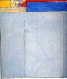 Richard Diebenkorn,  Ocean Park No 49.  See The Virtual Artist Gallery: www.theartistobjective.com/gallery/index.html