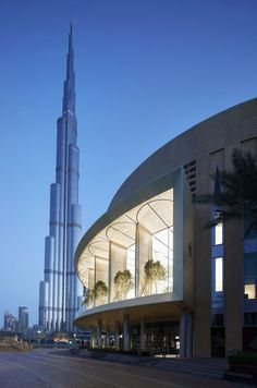 Apple Dubai Mall by Foster + Partners opens today