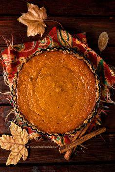 "denim-and-chocolate: "" Autumn .. ""  #dessert #cake #sweets #pie #tart #ケーキ #スイーツ #パイ #タルト"