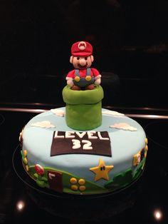 #Cake #Super Mario