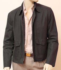 Raiders of the Lost Ark  Indiana Jones Replica Jacket Adventure Style e7f8b3ef59aa
