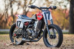 This is a beautiful example of the kind of bike that shone brightly for a handful of years, then nearly disappeared. The liquid-cooled fra...