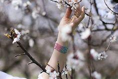 Koralina / Náramok Cukríkový, bracelet with toho beads Crown, Beads, Bracelets, Jewelry, Depeche Mode, Beading, Corona, Jewlery, Jewerly