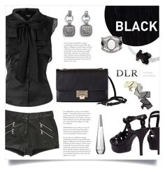 """""""DLRBOUTIQUE.COM"""" by mahafromkailash ❤ liked on Polyvore featuring TOUS, Soo Lee, Balmain, Sleep In Rollers, Yves Saint Laurent, Jimmy Choo, Boohoo, BillyTheTree and Issey Miyake"""