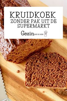 Fun Baking Recipes, High Tea, Cake Cookies, Baked Goods, Banana Bread, Slow Cooker, Bakery, Good Food, Food And Drink