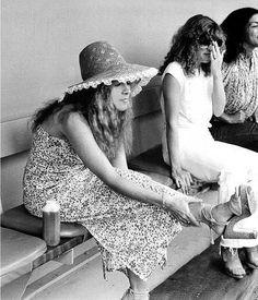 Stevie in sundress♥ 1979