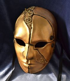 Карнавальные маски (легкий закос на стимпанк) Best Masks, Cool Masks, Modern Day Witch, Military Armor, Masks Art, Mask Design, Dark Fantasy, Headgear, Larp