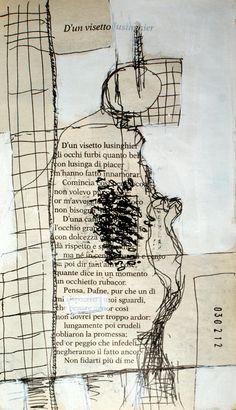 angie brown : art journal