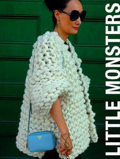 WOOL AND MANIA | Толстая пряжа | Наборы для вязания | Вязаная одежда - WOOL & MANIA
