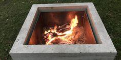 Concrete Fire Pit DIY Project – Quikrete Makes It Easy-ish (Sponsored)
