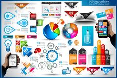 Infographic tools - top tips to help you create inphographics