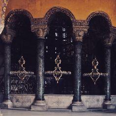 Ayasofya/Hagiasophia, Sultanahmet, Istanbul http://instagram.com/snyx