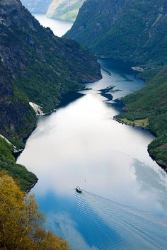 Norway.... Great boat ride!