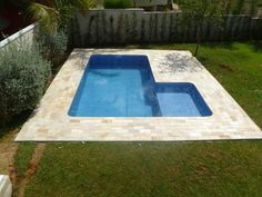 Small pools on pinterest plunge pool pools and small for Obi easy pool