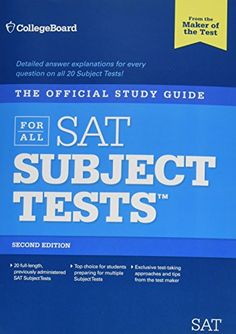 Math college board subject test registration