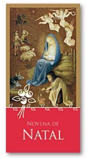 Novena de Natal  Brochura com uma novena de preparação para o Natal, do Pe. José Jacinto Ferreira de Farias, SCJ, Assistente Espiritual da Fundação AIS