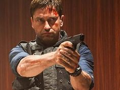 Olympus Has Fallen....he was AMAZING in this movie!