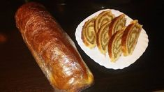 Photo Baked Potato, Sausage, Food And Drink, Potatoes, Bread, Baking, Ethnic Recipes, Dios, Sausages