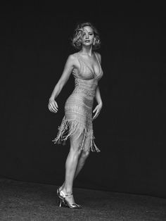 Jennifer Lawrence by Peter Lindbergh for Vanity Fair Holiday 2016-2017