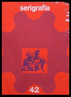 Franco Grignani – Cover for «serigrafia Logo Sketches, Teaching Programs, Tumblr, Photo Logo, Deconstruction, Pictogram, Graphic Design Inspiration, Geometry, Book Art