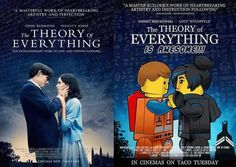 Coming soon: The Theory of Everything/ The Theory of Everything Is Awesome!!!