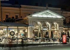 Chapel restaurant in Helsinki!