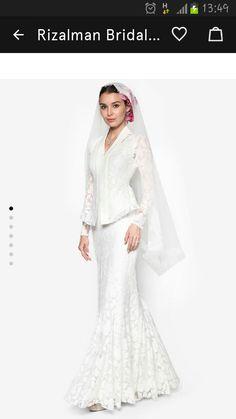 Rizalman's bridal collection