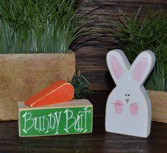 Bunny Bait Easter Block