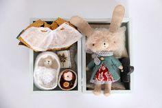 Mini bunny Lindi by Manomine