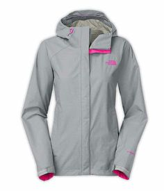 94254cc060d ... The North Face Venture Rain Jacket for women is engineered to withstand  wilderness storms and is styled for everyday use. Chaqueta Con CapuchaCapa  ...