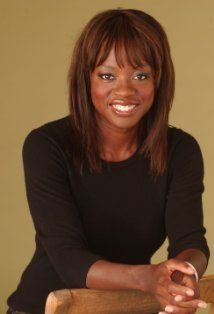 Viola Davis, a home girl from South Carolina. I love her because she's strong and sweet and sassy all at the same time!  Her skin is flawless!