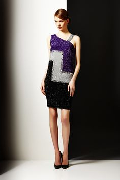 Pamella Roland Pre-Fall 2014 Fashion Show
