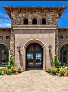 tuscan architecture & Tuscan architecture | Ahhh Outdoor living spaces | Pinterest ...