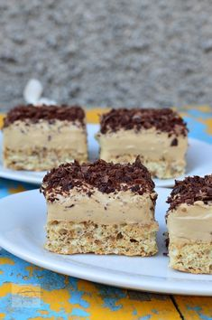 Dessert Cake Recipes, Dessert Bread, Sweets Recipes, Dessert Bars, Baking Recipes, Lithuanian Recipes, Delicious Desserts, Yummy Food, Cooking Bread