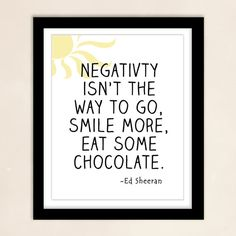 Ed Sheeran Quote  Inspirational   8x10 Print by NameOnTheCredits