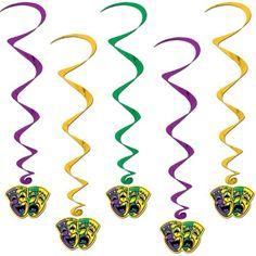 Mardi Gras Whirls   (5/Pkg) Beistle http://www.amazon.com/dp/B000R4KOW8/ref=cm_sw_r_pi_dp_Vphbxb0DA60MH