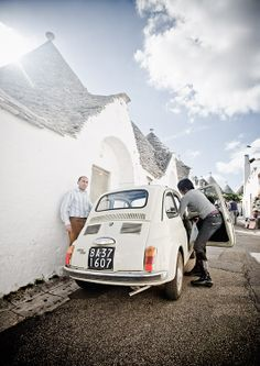 If you want to experience Europe, you need to travel to Italy. No other country on earth offers the depth, breadth, and scope of Italy. Fiat Cinquecento, Fiat 500c, Italy Vacation, Italy Travel, Italy Trip, Vespa, Driving In Italy, Puglia Italy, Sicily