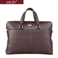 Designer Laptop Bags for Men Click Here to Shop Quality Leather Messenger Bags http://www.tuccipolo.com/for-men/mens-leather-bags