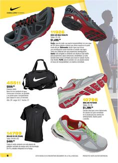 #Nike #Sport #Deportes #Soccer #Moda Nike Air Max, Running Shoes, Soccer, Sport, Sneakers, Fashion, Footprint, Sporty, Tennis Sneakers