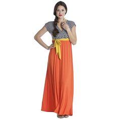 Lilac Jill Maxi Dress, such a cute maternity dress!