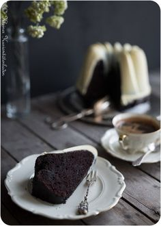 Schoko-Espresso-Napfkuchen