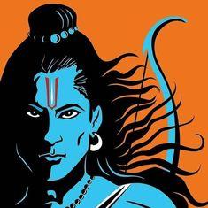 No photo description available. Lord Rama Images, Shri Ram Photo, Lord, Shri Ram Wallpaper, Ram Image, Hindu Statues, Krishna Art, Rama Image, Lord Vishnu Wallpapers