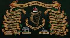The Connaught Rangers Military Units, Military History, Army Badges, Battle Of The Somme, British Uniforms, Old Irish, Royal Life, British Army, Coat Of Arms