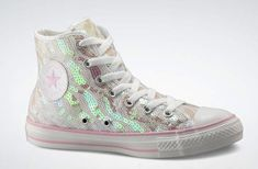 Iridescent Converse