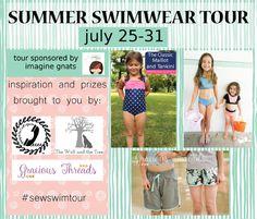 House of Estrela: Summer Swimwear 2016 Tour